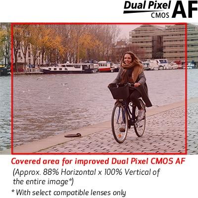 dual pixel m50